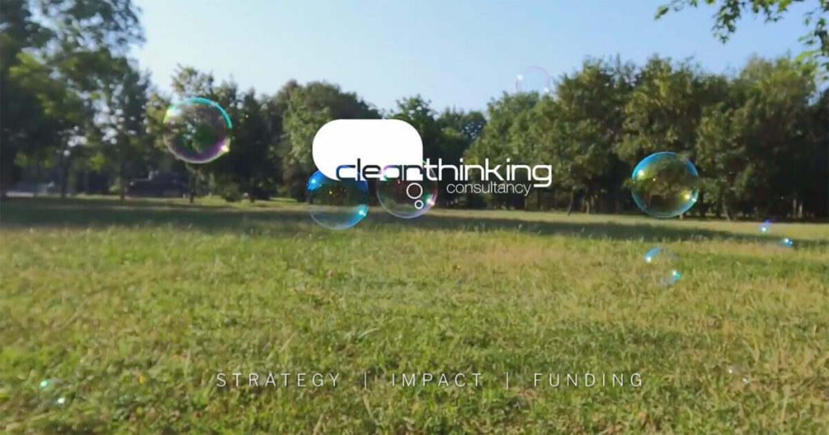 Clear Thinking Consultancy Website Launch